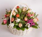 Lẵng hoa tươi chúc mừng sinh nhật không thể ngọt ngào hơn - 24