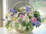 Lẵng hoa tươi chúc mừng sinh nhật không thể ngọt ngào hơn - 5