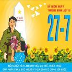 Avatar kỷ niệm 71 năm ngày thương binh liệt sĩ - 1
