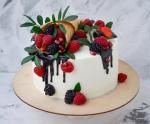 Bánh sinh nhật trái cây đẹp độc đáo nhất - 13
