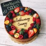 Bánh sinh nhật trái cây đẹp độc đáo nhất - 10