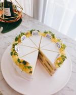 Bánh sinh nhật trái cây đẹp độc đáo nhất - 7