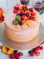 Bánh sinh nhật trái cây đẹp độc đáo nhất- 8