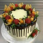 Bánh sinh nhật trái cây đẹp độc đáo nhất - 19