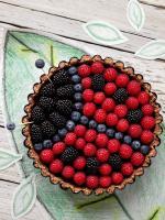 Bánh sinh nhật trái cây đẹp độc đáo nhất- 18
