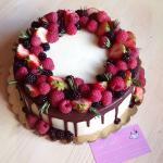 Bánh sinh nhật trái cây đẹp độc đáo nhất - 16