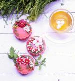 Bánh Trung thu 3D hoa nổi đẹp lung linh không thể bỏ lỡ - 12