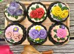 Bánh Trung thu 3D hoa nổi đẹp lung linh không thể bỏ lỡ - 17