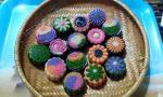 Bánh Trung thu 3D hoa nổi đẹp lung linh không thể bỏ lỡ - 15