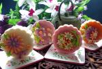 Bánh Trung thu 3D hoa nổi đẹp lung linh không thể bỏ lỡ - 13