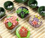 Bánh Trung thu 3D hoa nổi đẹp lung linh không thể bỏ lỡ - 20