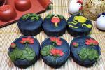 Bánh Trung thu 3D hoa nổi đẹp lung linh không thể bỏ lỡ - 19