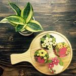 Bánh Trung thu 3D hoa nổi đẹp lung linh không thể bỏ lỡ - 23