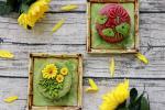 Bánh Trung thu 3D hoa nổi đẹp lung linh không thể bỏ lỡ - 21