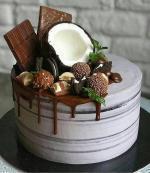 Bánh sinh nhật Socola ngọt ngào, quyến rũ nhất - 9