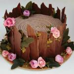 Bánh sinh nhật Socola ngọt ngào, quyến rũ nhất - 5
