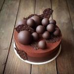 Bánh sinh nhật Socola ngọt ngào, quyến rũ nhất - 4