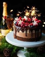 Bánh sinh nhật Socola ngọt ngào, quyến rũ nhất - 19