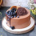 Bánh sinh nhật Socola ngọt ngào, quyến rũ nhất - 17