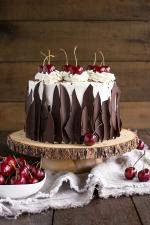 Bánh sinh nhật Socola ngọt ngào, quyến rũ nhất - 13