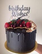Bánh sinh nhật Socola ngọt ngào, quyến rũ nhất - 11
