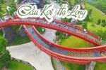 Hình ảnh đẹp nhất về cây cầu Koi ở Sun World Hạ Long - vẻ đẹp lãng mạn khiến người người mê mẩn