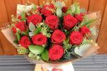 Tuyển chọn 21 bó hoa hồng đỏ đẹp nhất 2019 - Món quà lãng mạn gửi đến người yêu thương