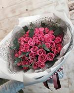 Bó hoa hồng đỏ đẹp nhất 2019 - Món quà lãng mạn gửi đến người yêu thương - 9
