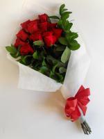 Bó hoa hồng đỏ đẹp nhất 2019 - Món quà lãng mạn gửi đến người yêu thương - 17