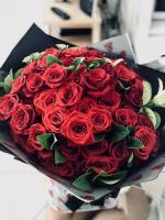 Bó hoa hồng đỏ đẹp nhất 2019 - Món quà lãng mạn gửi đến người yêu thương - 6