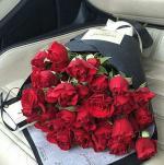 Bó hoa hồng đỏ đẹp nhất 2019 - Món quà lãng mạn gửi đến người yêu thương - 5