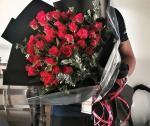 Bó hoa hồng đỏ đẹp nhất 2019 - Món quà lãng mạn gửi đến người yêu thương - 4