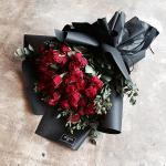 Bó hoa hồng đỏ đẹp nhất 2019 - Món quà lãng mạn gửi đến người yêu thương - 2