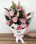 Tuyển chọn những bó hoa hồng xinh đẹp sang trọng bậc nhất - Vẻ đẹp đến từ sự tinh tế - 11