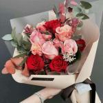 Tuyển chọn những bó hoa hồng xinh đẹp sang trọng bậc nhất - Vẻ đẹp đến từ sự tinh tế - 20