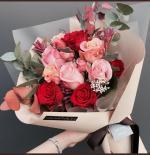 Tuyển chọn những bó hoa hồng xinh đẹp sang trọng bậc nhất - Vẻ đẹp đến từ sự tinh tế - 7