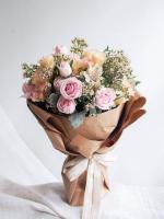Tuyển chọn những bó hoa hồng xinh đẹp sang trọng bậc nhất - Vẻ đẹp đến từ sự tinh tế - 4