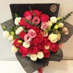 Tuyển chọn những bó hoa hồng xinh đẹp sang trọng bậc nhất - Vẻ đẹp đến từ sự tinh tế - 2