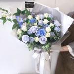 Tuyển chọn những bó hoa hồng xinh đẹp sang trọng bậc nhất - Vẻ đẹp đến từ sự tinh tế - 1