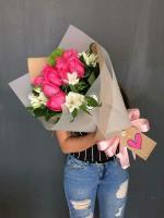 Tuyển chọn những bó hoa hồng xinh đẹp sang trọng bậc nhất - Vẻ đẹp đến từ sự tinh tế - 19