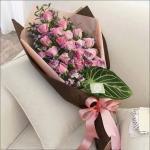 Tuyển chọn những bó hoa hồng xinh đẹp sang trọng bậc nhất - Vẻ đẹp đến từ sự tinh tế - 18