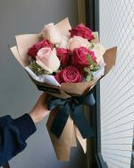 Tuyển chọn những bó hoa hồng xinh đẹp sang trọng bậc nhất - Vẻ đẹp đến từ sự tinh tế - 16