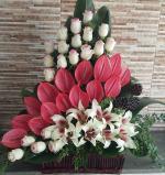 Những bó hoa tặng sinh nhật Sếp đẹp tinh tế và sang trọng nhất - 5