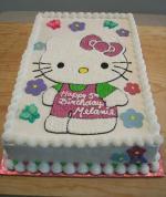 Hình ảnh bánh sinh nhật hình chú mèo Hello Kitty đẹp nhất 2018 - 20