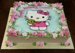 Hình ảnh bánh sinh nhật hình chú mèo Hello Kitty đẹp nhất 2018 - 16