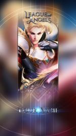 Hình nền điện thoại game League of Angels - Edward