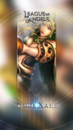 Hình nền điện thoại game League of Angels - Freda Starlight