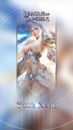 Hình nền điện thoại game League of Angels - Glacia