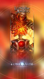 Hình nền điện thoại game League of Angels - Hawthorne