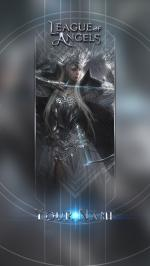 Hình nền điện thoại game League of Angels - Isolde